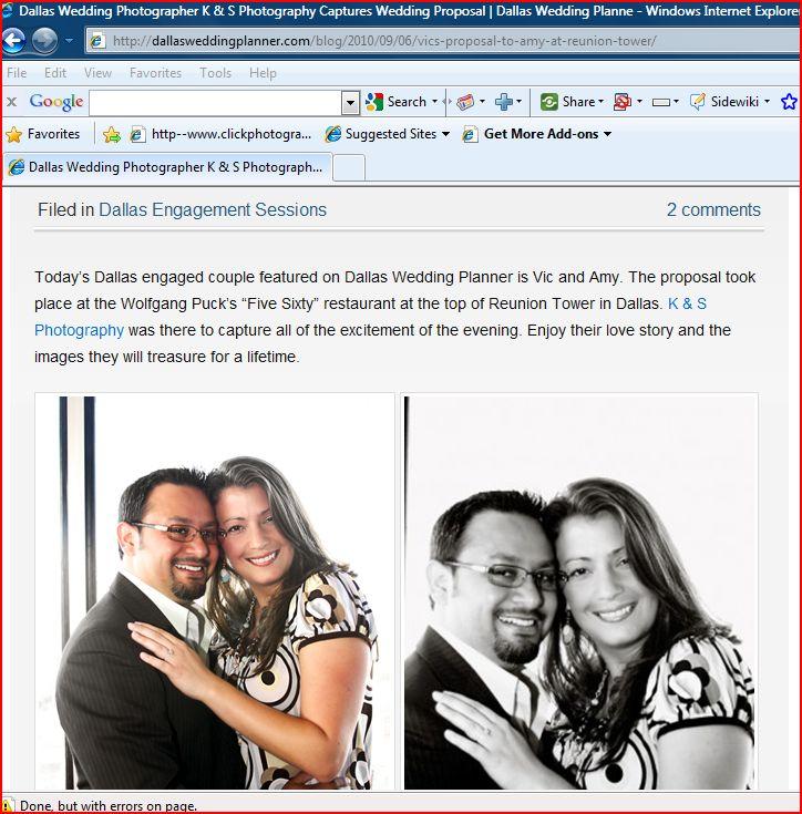 Wedding Planner Dallas: Dallas Wedding Photographers