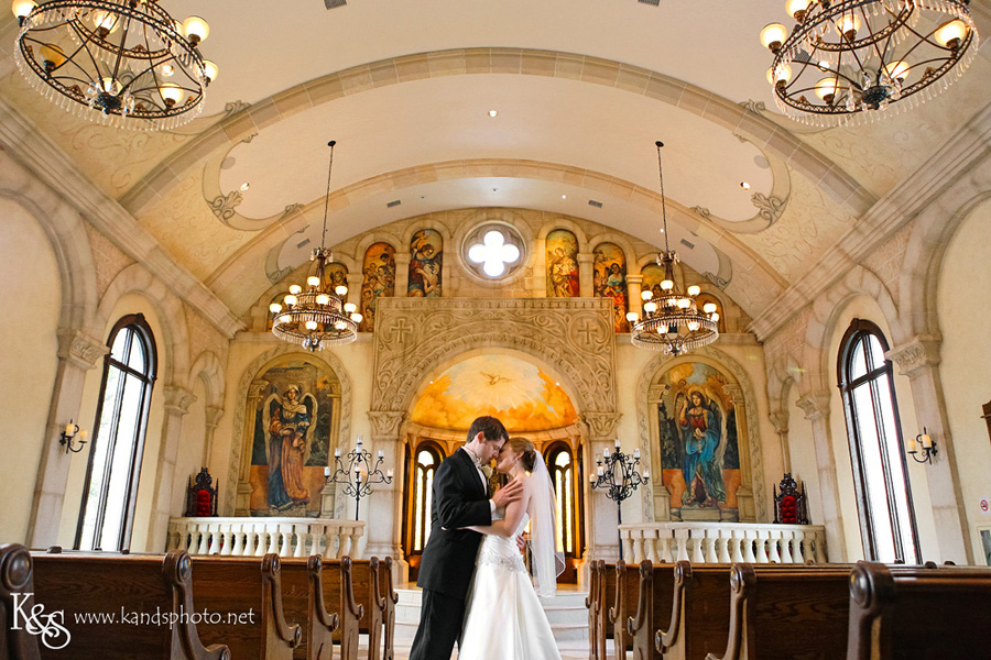 Ben And Kristina S Mckinney Wedding At The Bella Donna