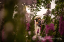 creative dallas arboretum wedding photography