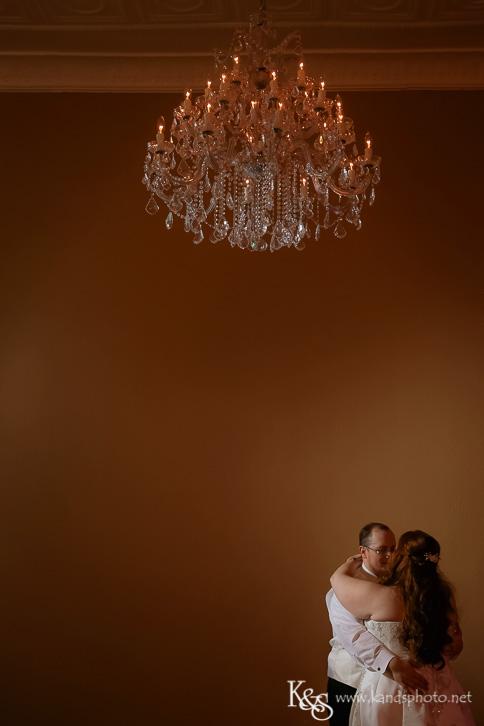 Grand Hotel Ballroom Wedding McKinney