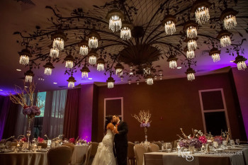 wedding at fairmont hotel dallas