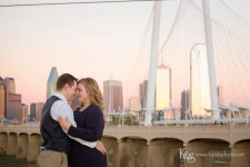 downtown dallas engagement phtoographers