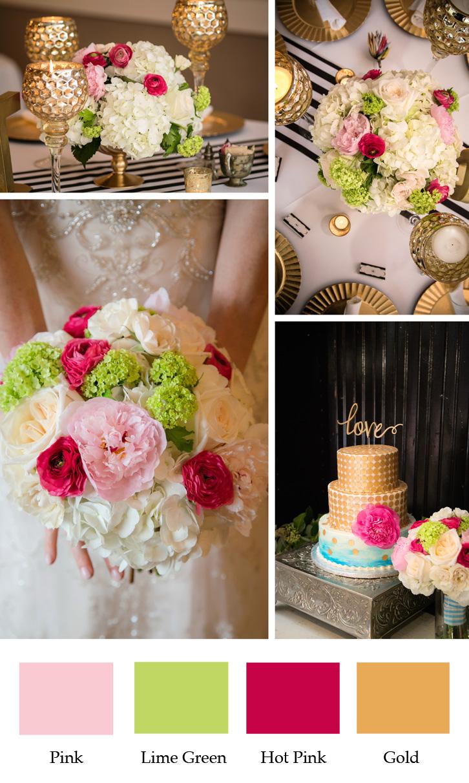 dallas wedding planning color ideas