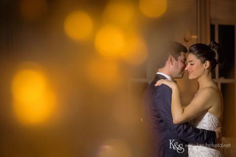 wedding at room on main dallas