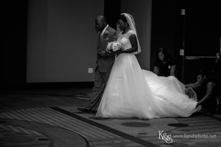 Wedding at Hurst Conference Center