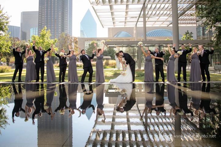 creative dallas wedding photographer