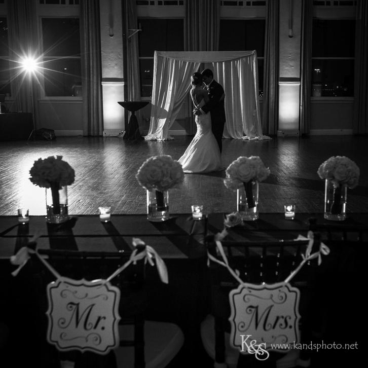 wedding at room on main