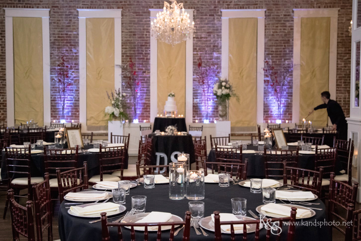 Grand Hotel in McKinney Wedding