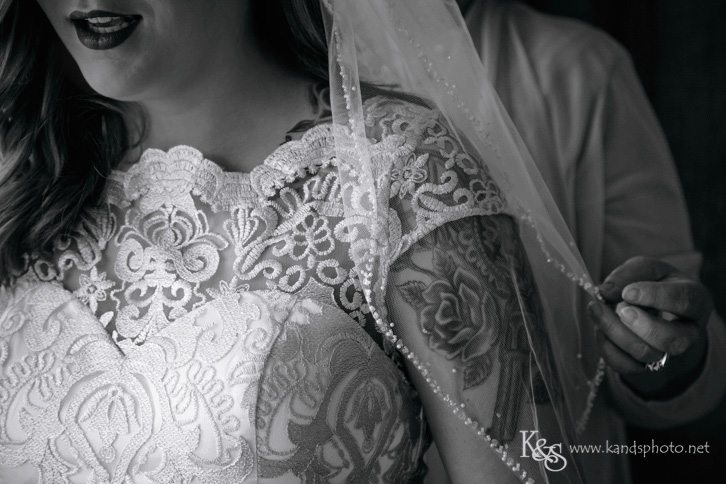 wedding at fort worth worthington hotel